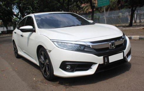 Honda Civic Sedan ES Prestige 2018 Putih