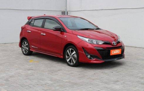 Toyota Yaris S TRD Sportivo MT 2020 Merah