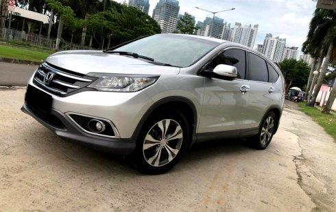 Honda CR-V 2.4 Prestige 2013 Silver