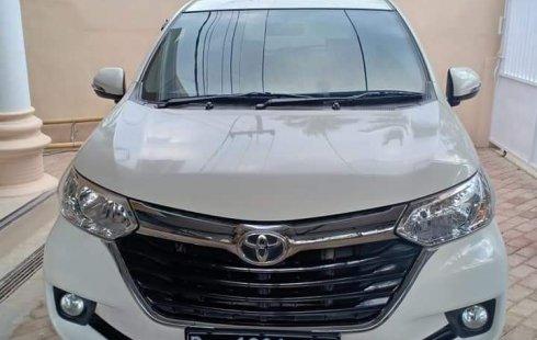 Jual mobil Toyota Avanza 1.5 G 2017