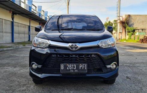Toyota Avanza 1.3 Veloz AT 2018 Wrn Hitam Mulus siap Pakai TDP 25Jt
