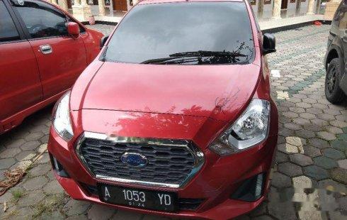 Jual mobil bekas murah Datsun GO T 2018 di Banten