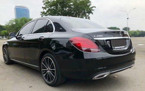 Mercedes-Benz C-Class C 200 Avantgarde Line 2019