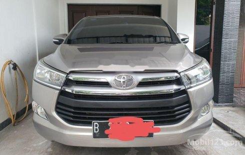 Jual mobil bekas murah Toyota Kijang Innova V 2016 di DKI Jakarta
