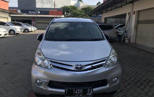 Toyota Avanza 1.5G Luxury MT 2014