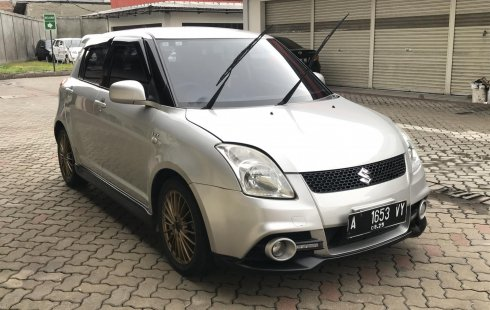 Suzuki Swift GT3 MT 2011
