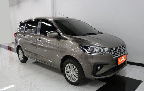 Suzuki Ertiga GX AT 2018 Abu-Abu