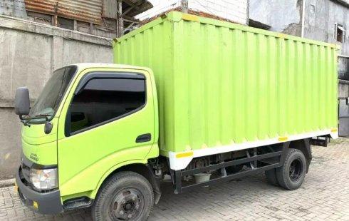 85rbKM ANTIK+BanBARU,MURAH Hino Dutro 110HD Box Besi 2017 CDD Bok