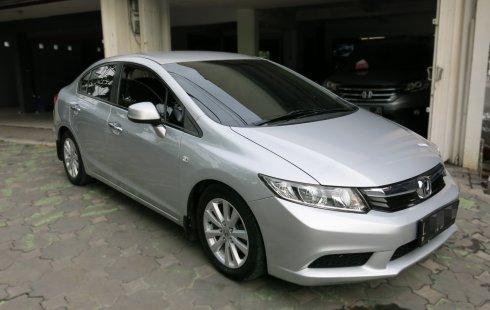 Honda Civic 1.8 AT Matic 2012