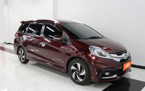 Honda Mobilio RS AT 2015 Merah
