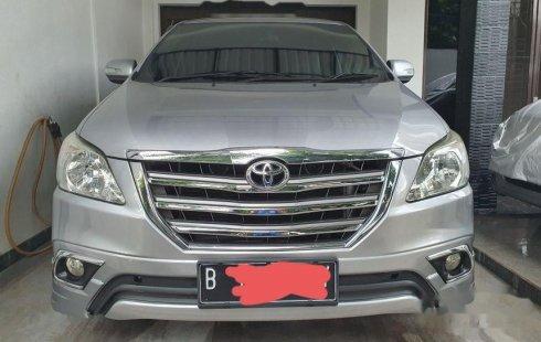 Mobil Toyota Kijang Innova 2014 G Luxury dijual, DKI Jakarta