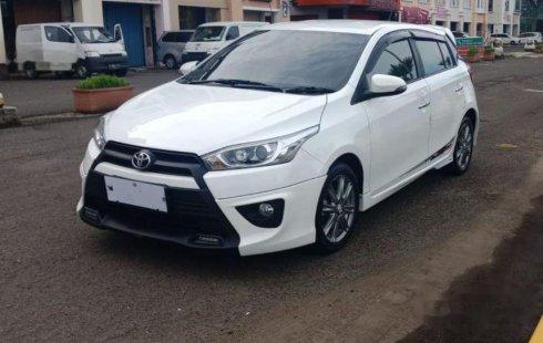 Mobil Toyota Yaris 2016 TRD Sportivo terbaik di DKI Jakarta