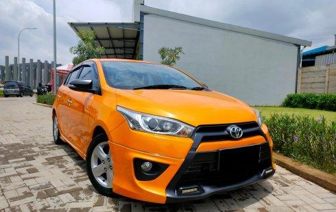 Toyota Yaris TRD Sportivo 2016 Orange