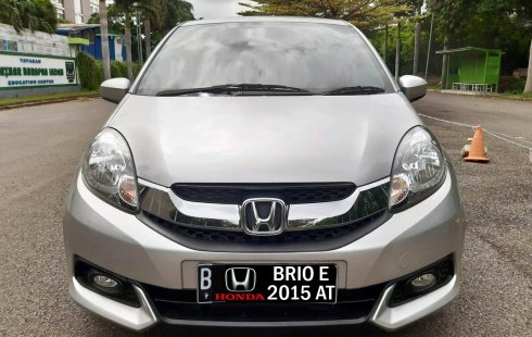 Honda Brio E 1.2 AT 2015 DP Ceper