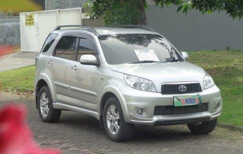 Toyota Rush G AT 2014 MPV Silver #SSMobil21 Surabaya Mobil Bekas