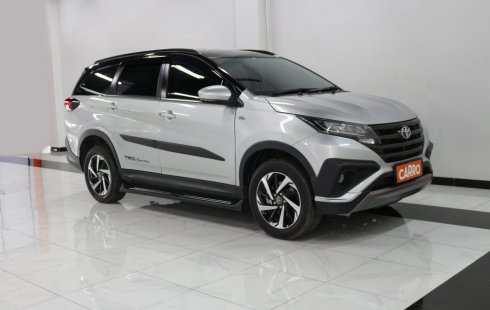 Toyota Rush S TRD Sportivo AT 2018 Silver