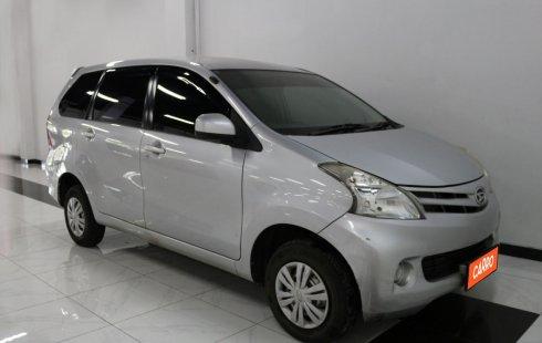 Daihatsu Xenia 1.0 M MT 2014 Silver