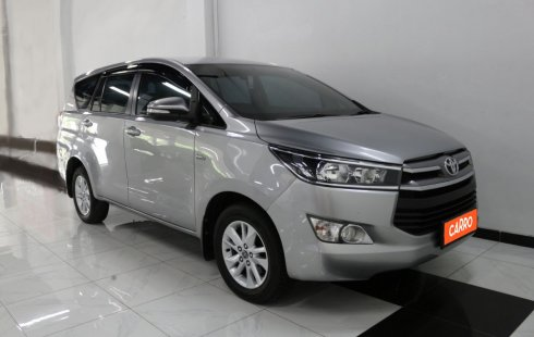 Toyota Innova 2.0 G AT 2017 Silver