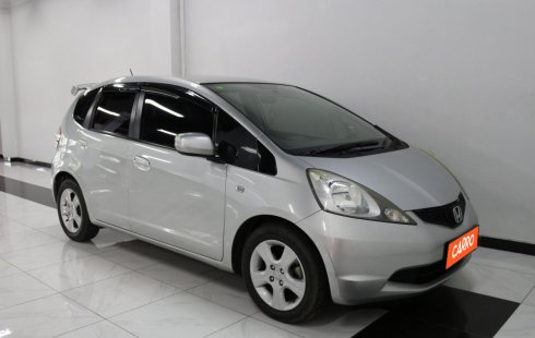 Honda Jazz S AT 2010 Silver