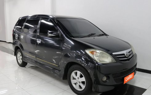 Toyota Avanza 1.5 S AT 2011 Hitam