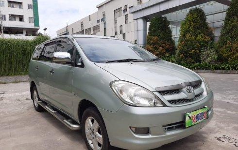 Toyota Kijang Innova E 2.0 2008 Silver #SSMobil21 Surabaya Mobil Bekas