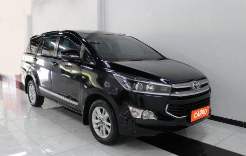 Toyota Innova 2.0 V AT 2018 Hitam