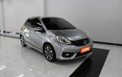 Honda Brio RS AT 2016 Silver