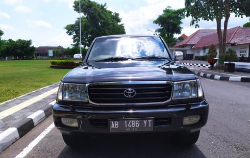 Land Cruiser VX 100 Limited 2002