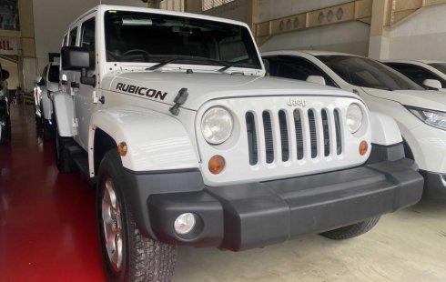 Jeep Wrangler Sahara 2013 Putih
