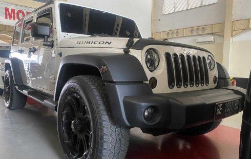 Jeep Wrangler Rubicon 4x4 2010 Putih