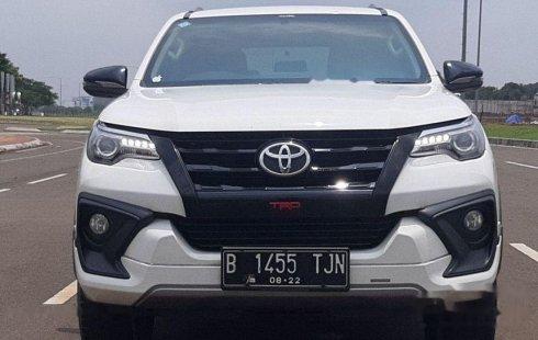 Mobil Toyota Fortuner 2017 TRD dijual, Banten