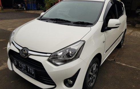 Toyota All New Agya 1.2 G At 2019 Putih