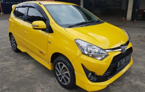 Daihatsu All New Agya 1 2 G TRD Sportivo Mt 2019 Kuning