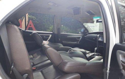 Banten, Toyota Fortuner VRZ 2017 kondisi terawat