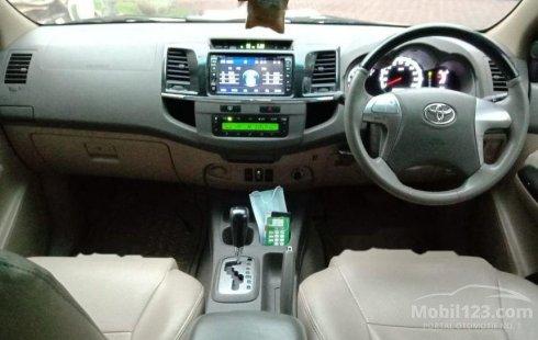 Banten, jual mobil Toyota Fortuner G 2013 dengan harga terjangkau