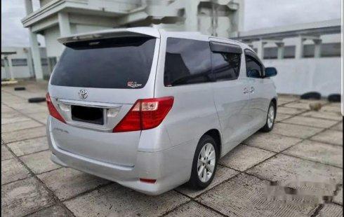 Mobil Toyota Alphard 2009 G dijual, DKI Jakarta