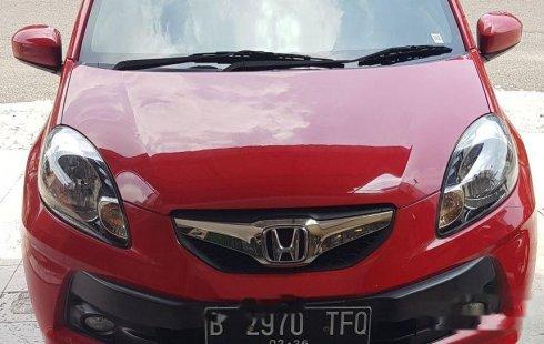 Jual cepat Honda Brio Satya E 2016 di DKI Jakarta