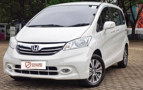Honda Freed SD 2015 FULL ORI + GARANSI MESIN 1 BULAN DI BENGKEL RESMI ATPM BY OLX AUTOS