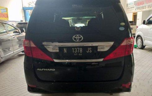 Jual mobil bekas murah Toyota Alphard G 2010 di Jawa Timur