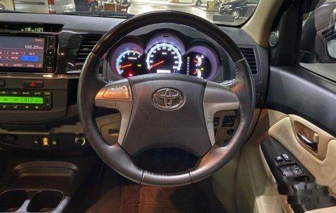 Mobil Toyota Fortuner 2014 G TRD dijual, DKI Jakarta