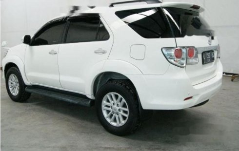 Jawa Timur, Toyota Fortuner G 2011 kondisi terawat