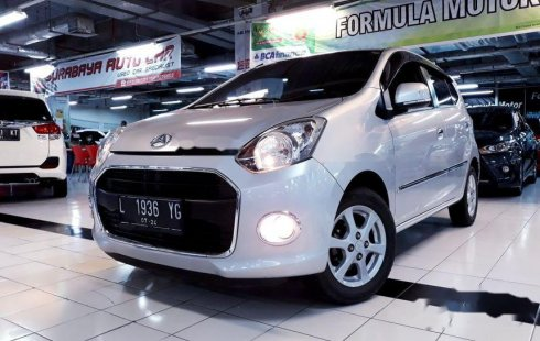 Jual cepat Daihatsu Ayla X 2014 di Jawa Timur