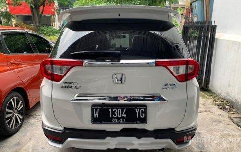 Jual cepat Honda BR-V E Prestige 2016 di Jawa Timur