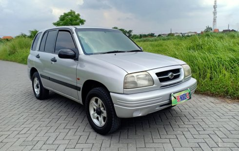 Suzuki Escudo 1.6 MT 2004 Abu #SSMobil21 Surabaya Mobil Bekas