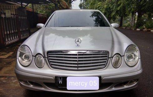 Mercedes-Benz E-Class E 200 K 2005
