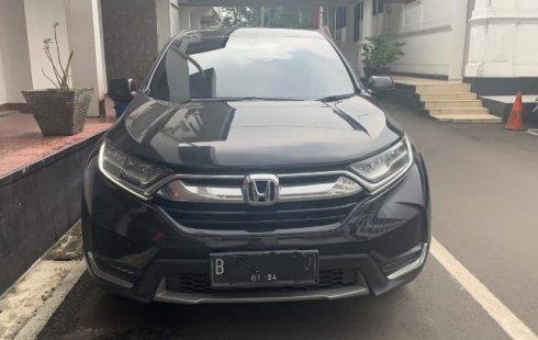 Jual mobil Honda CR-V 1.5L Turbo Prestige 2018