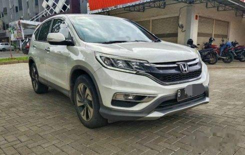 Banten, Honda CR-V 2.4 2015 kondisi terawat