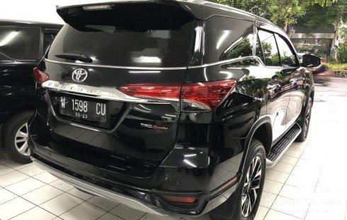 Jual cepat Toyota Fortuner TRD 2017 di Jawa Timur