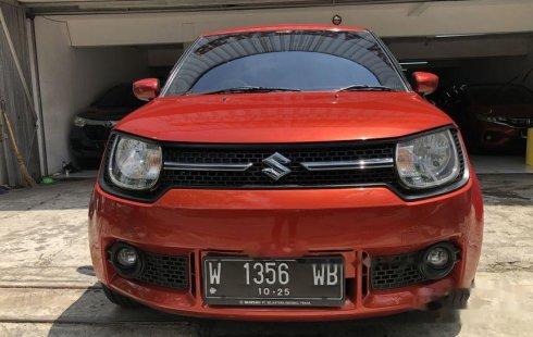 Mobil Suzuki Ignis 2018 GL dijual, Jawa Timur