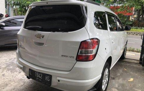 Jual mobil bekas murah Chevrolet Spin LTZ 2013 di Jawa Timur